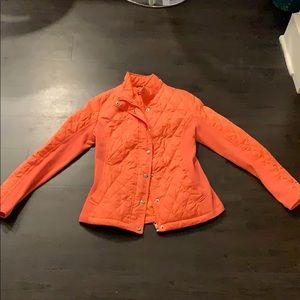 Merona Peach Lightweight Jacket